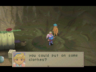 Screenshot Thumbnail / Media File 1 for Breath of Fire IV [U]